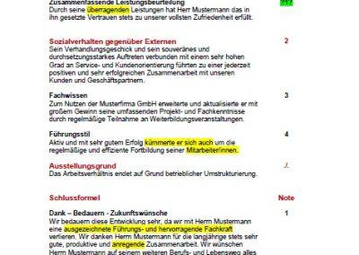 Arbeitszeugnis-pruefen-lassen-ohne-Formulierungsvorschlaege-Seite-2