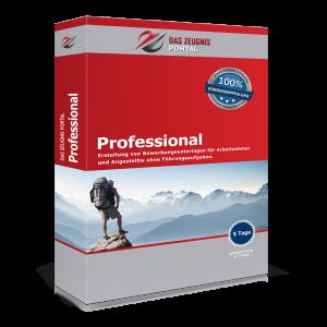 Professional - Erstellung von Bewerbungsunterlagen für Arbeitnehmer und Angestellte ohne Führungsaufgaben.